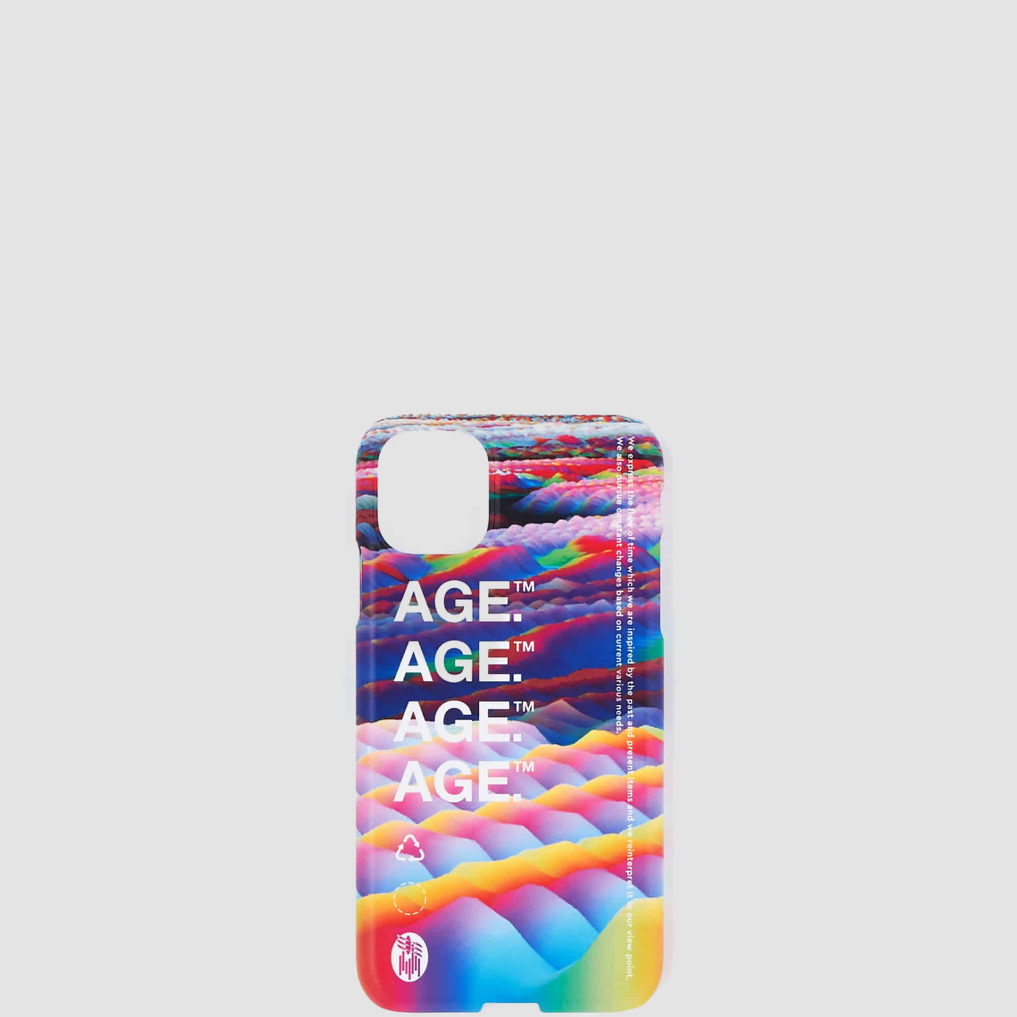 IPHONE CASE 11 RAINBOW
