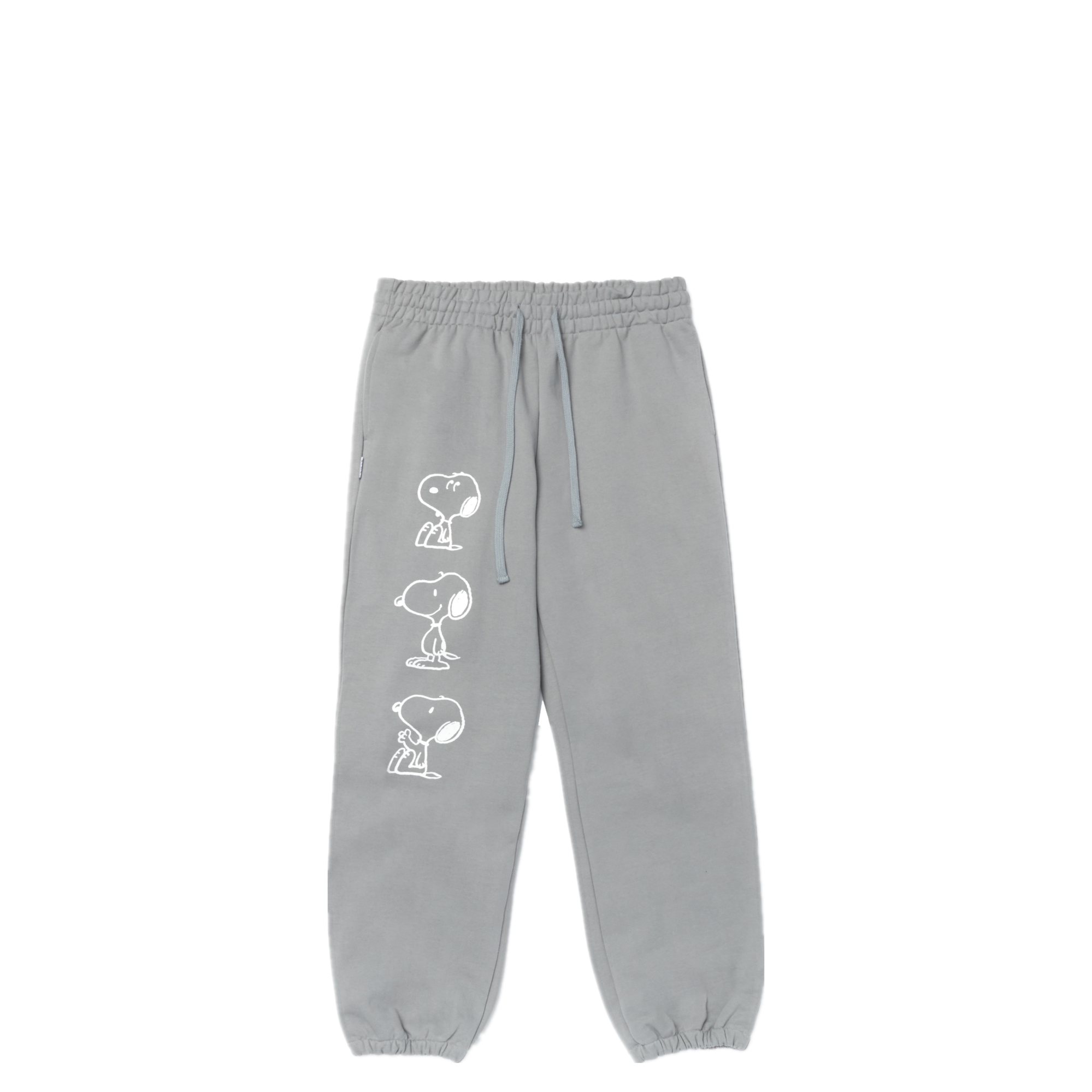 AGE X Snoopy 3 Bros Sweatpants GR/YL