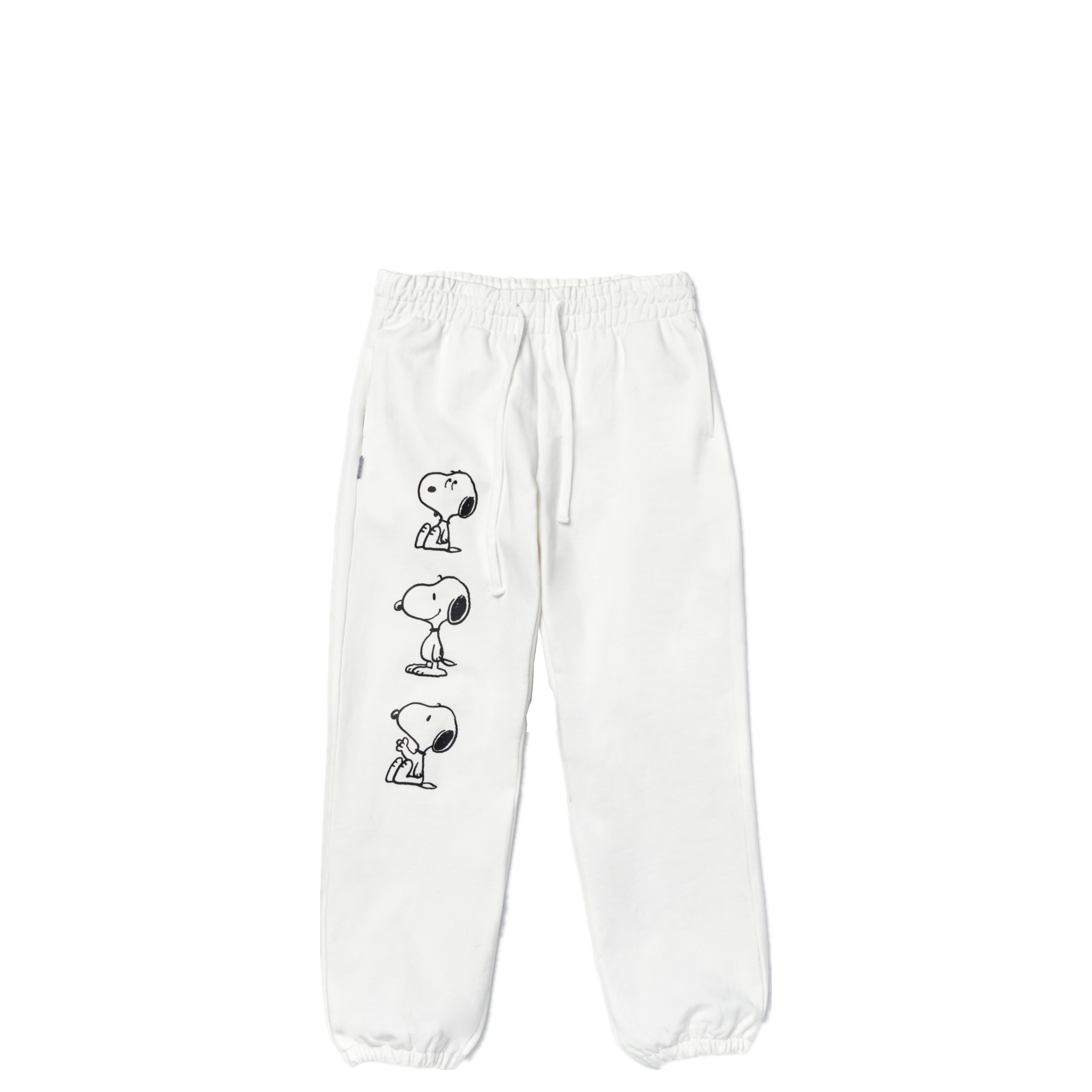 AGE X Snoopy 3 Bros Sweatpants WH/GN