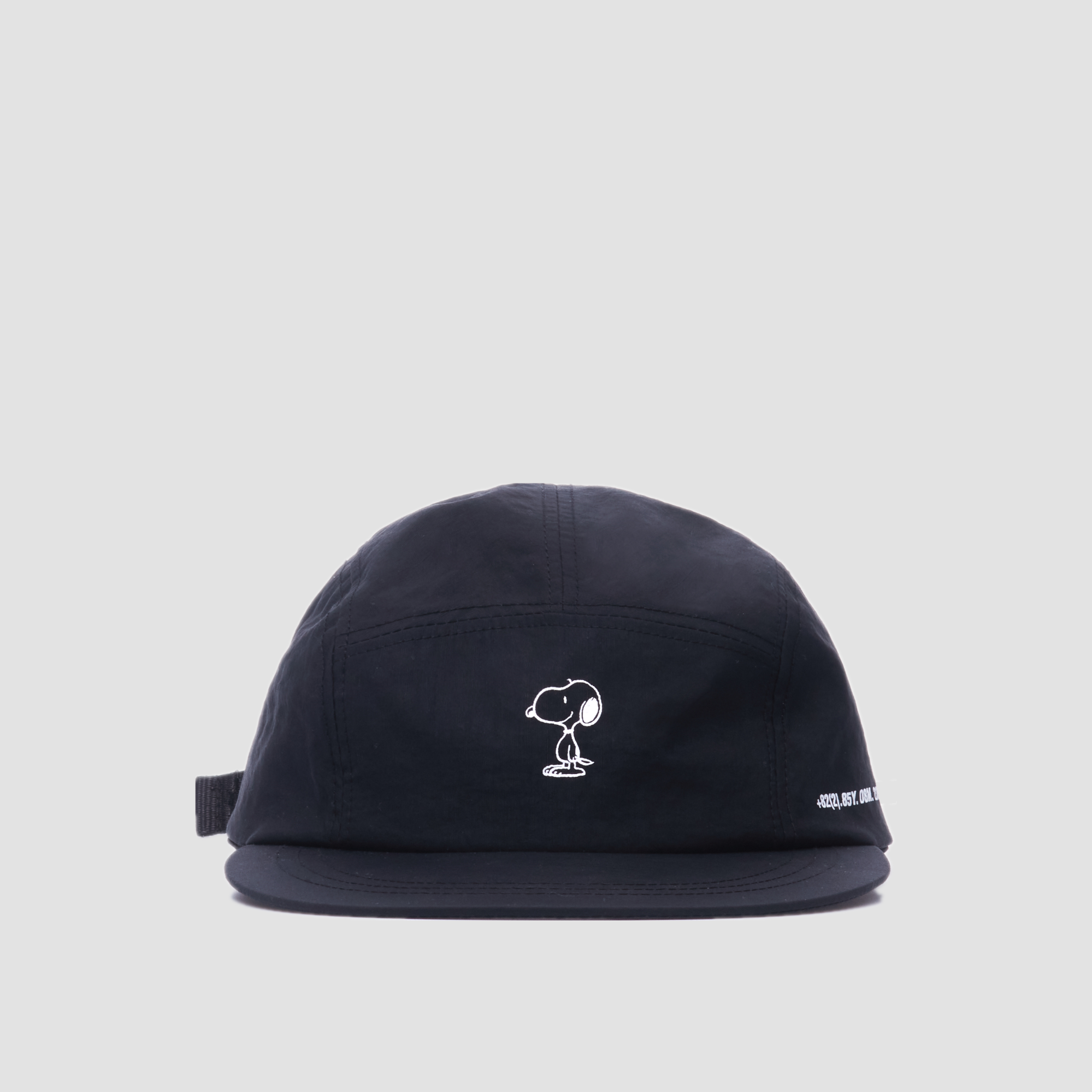 AGE X Snoopy Standing Cap BK