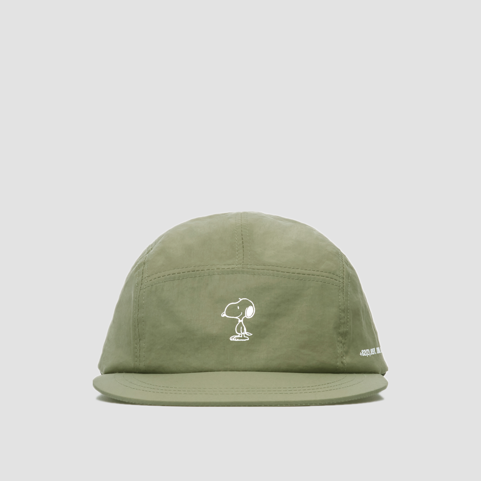 AGE X Snoopy Standing Cap OL